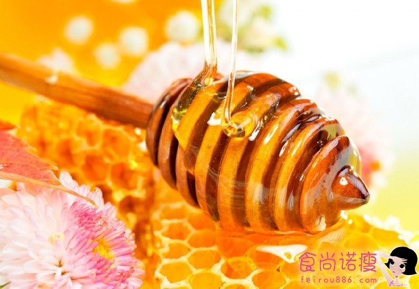 春天防过敏每天一杯蜂蜜水