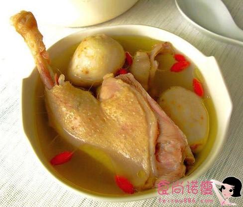 哪些食物不能与鸡肉同吃