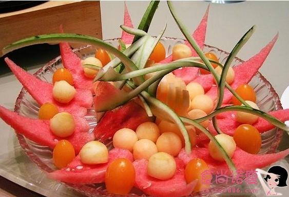 体质不同选择不同的水果